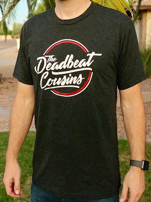 The Deadbeat Cousins - Baseball tee