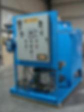 1500 SCFH endothermic generator