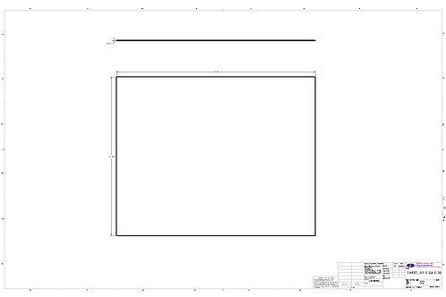 "Sheet 0.010"" x 24"" x 30"""