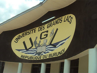 L'Université des Grands Lacs - Burundi remercie CPA Sans Frontières | Thanks from the Université