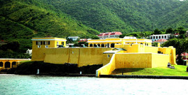 christiansted knights of malta fort