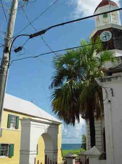 St Croix Historical Building