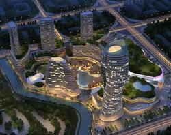 Chengdu mixed use1