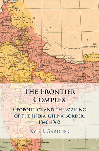 9781108840590_The Frontier Complex_Cover