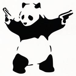 PANDA-WITH-GUNS