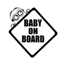 Baby-On-Board-Minion-font-b-Sticker-b-font-Decal-Vinyl-font-b-Car-b-font