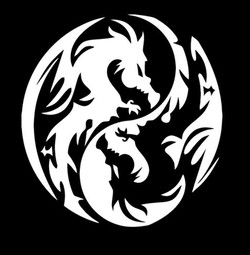 Dragon-ying-yang-stickers-for-cars
