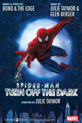 Spider-Man - Turn Off the Dark