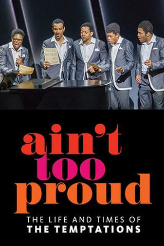 Ain't Too Proud