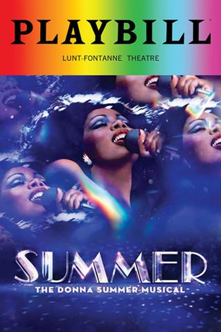 Summer - The Donna Summer Musical
