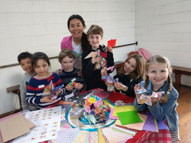 Kids Origami Class