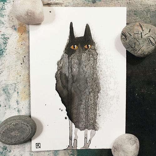 Whisper Critter-Blot Sketch