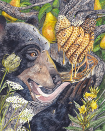 My Hive My Heart II: Fermented Honey On The Tongues of Bears