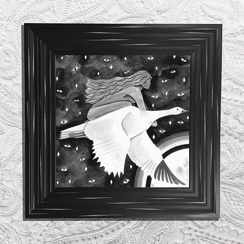 Dream Flight Fine Giclée Print