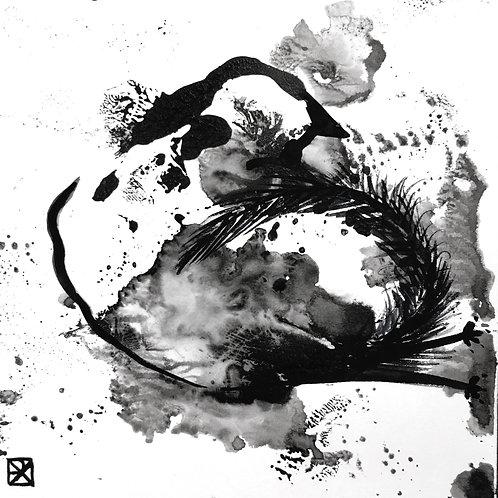 Cora-Belle Critter-Blot Sketch