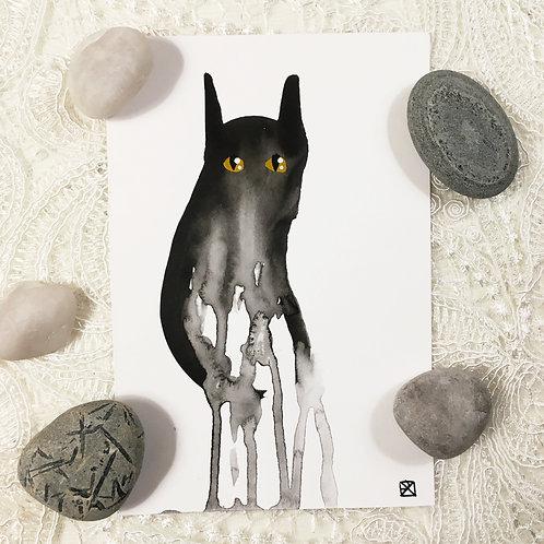 Edgar Critter-Blot Sketch