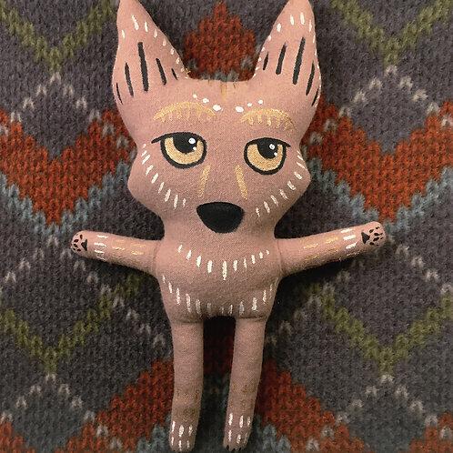 Coywolf Stitchy Doll