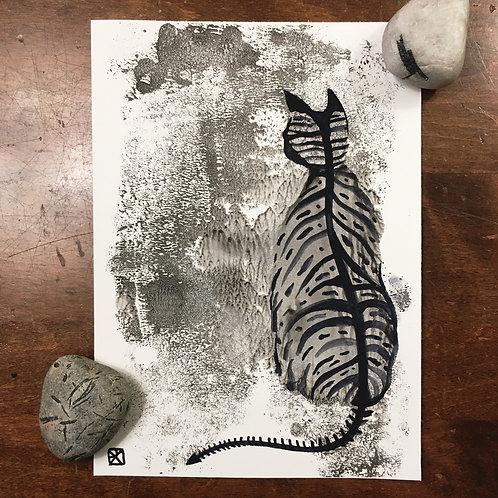 Nieve Critter-Blot Sketch