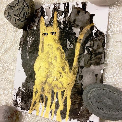 Daphne Critter-Blot Sketch