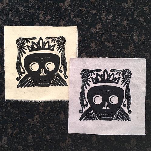 "Death's Head 5x5"" Mini Patch"