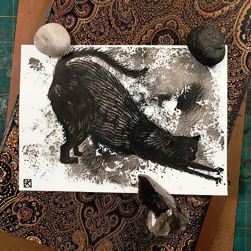 Serena Critter-Blot Sketch