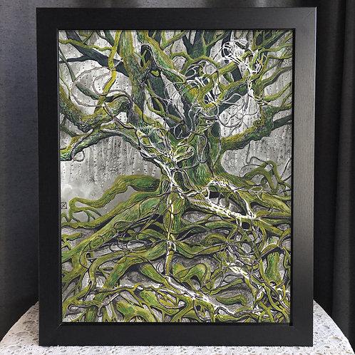 """Rope Oak 16x20"""" Poster"""