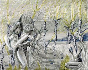 Brinewives, Washing Hearts