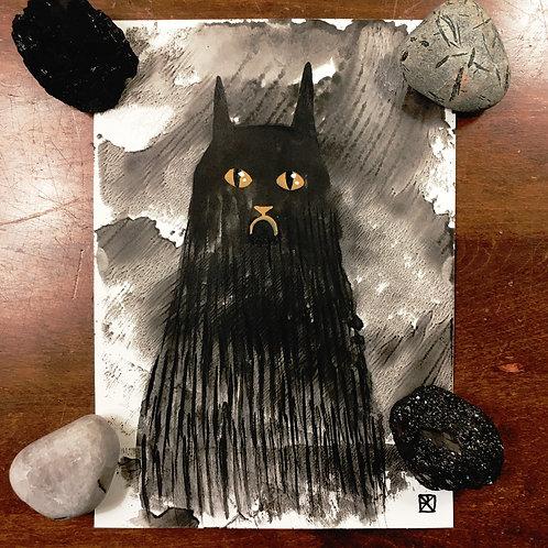 Mortimer Critter-Blot Sketch