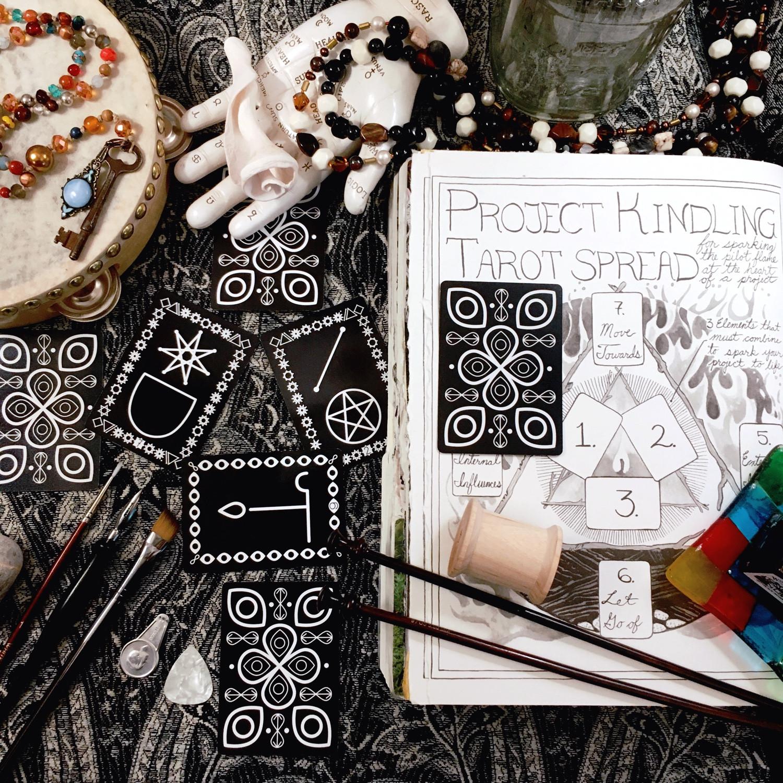 Creative Process Tarot Reading