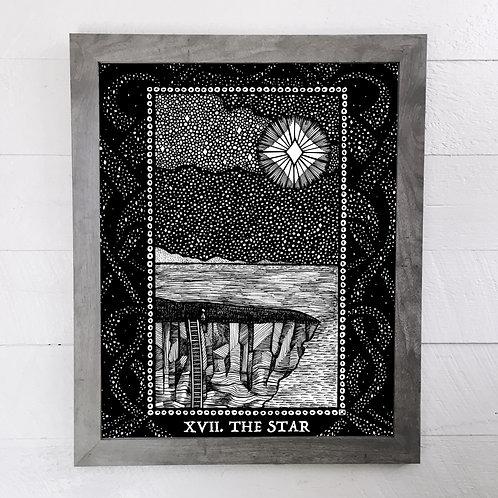 """Spirit Vertigo Star 16x20"""" Poster"""