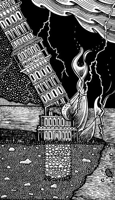 XVI. The Tower