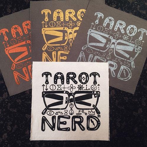 """Tarot Nerd 6x6""""+ Patch"""