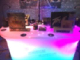 DJ Booth Interactive Vinyl DJ Drive In: De Omgevallen Platenkast