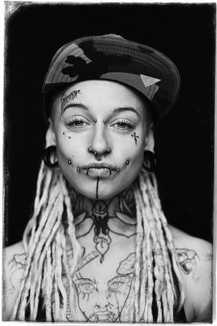 Pinup Tattoo