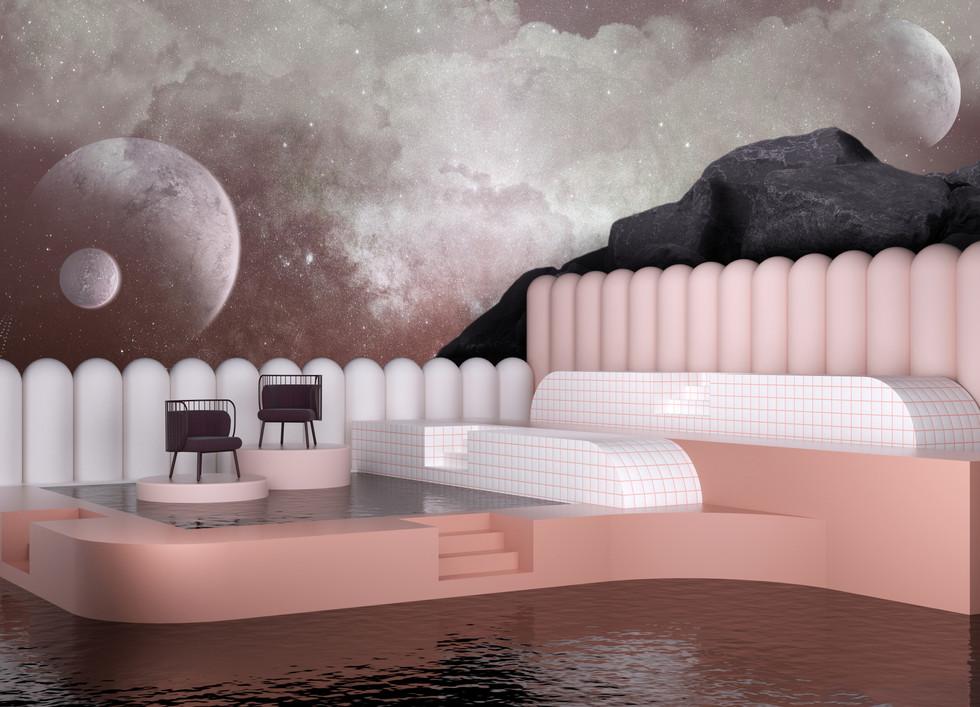 House On The Moon | Cristina La Porta x Teulat | DXI Magazine