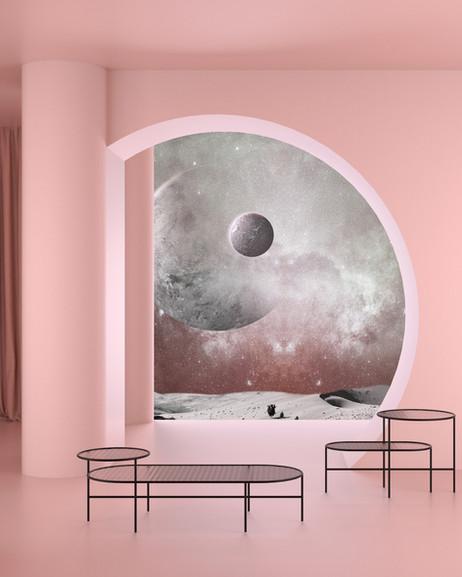 House On The Moon