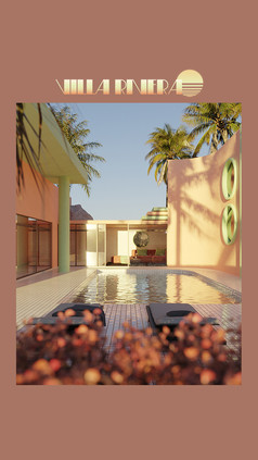 Villa Rivera_screensaver