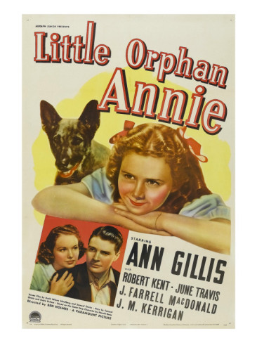 1938 Little Orphan Annie movie