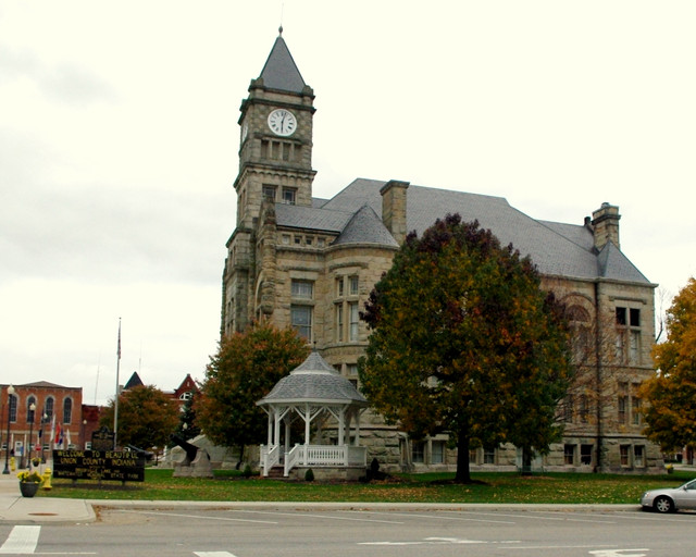 Union County October 2014