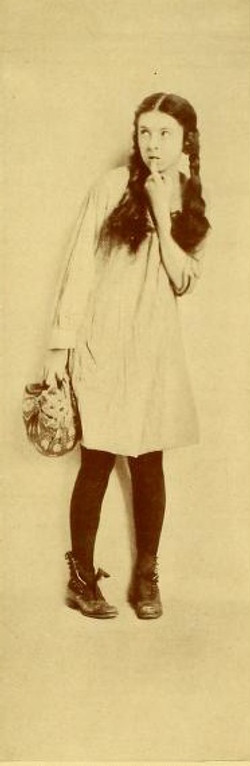 Colleen Moore as LOA