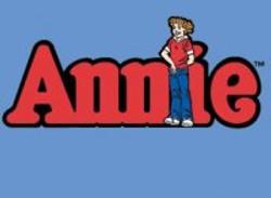 Modern Annie Comic Strip logo