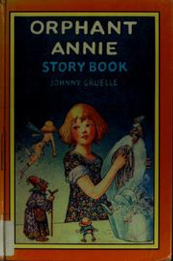 Orphant Annie Storybook cover