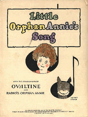 Radio Orphan Annie Theme Song