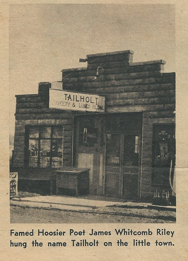 The Little Town of Tailholt