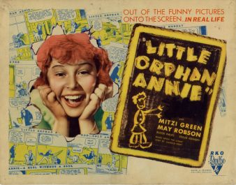 1932 Little Orphan Annie movie