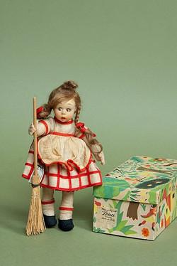 Orphant Annie by Lenci Mascotte