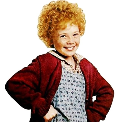 Aileen Quinn as LOA