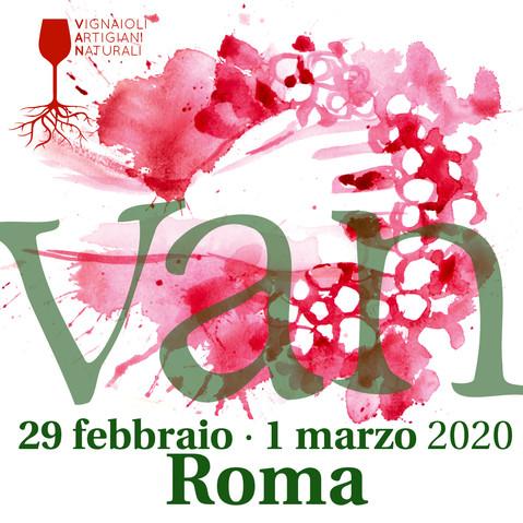 Vignaioli Artigiani Naturali - Roma - Anno 2020