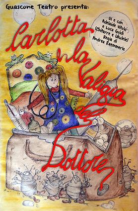 Carlotta e la valigia del dottore locand