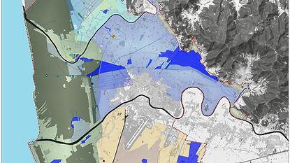 Area Geografica Pisa al Monte al mare